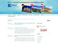 BHDLV – Bosnisch-herzegowinischer Deutschlehrerverband —