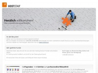 Hoststar - Top Hosting zum sensationellen Preis - Webhosting und Webspace mit vielen Vorteilen