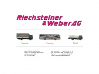 riechsteiner-weber.ch