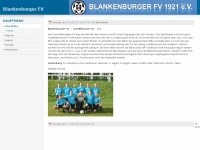 Blankenburger FV 1921 e.V. | Blankenburger FV 1921 e.V.