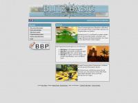 Deutsche Portalseite für Blitz Basic | Blitz3D | BlitzPlus | BlitzMax - Spiele programmieren