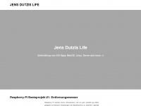 Entwicklung von iOS Apps, MacOS, Linux, Server and more ;-) › Jens Dutzis Life