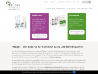 pflueger.de