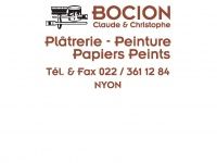 bocion-peinture.ch