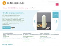 bodenkerzen.de