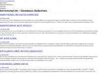 borisstumpf.de fotoblog