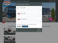 Ihre Bosch Autowerkstatt für alle KFZ Marken und Modelle