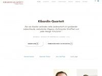 kibardin-quartett.com