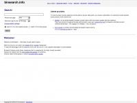 Binsearch.info - Binsearch -- Usenet search engine