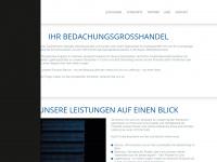 Abis-dach.de - ABIS Bedachungsgroßhandel - Startseite