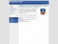 buergerhaus-lollar.de