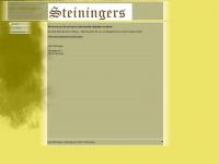 cafe-steiningers.de