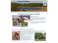 Preetzer-hof.de - Ferienwohnungen auf dem Land Preetzer Hof
