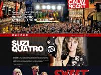 CALW ROCKT 2014 mit Uriah Heep, Manfred Mann's Earthband sowie Ex-Marillion-Sänger Fish - 18. Juli 2014, Marktplatz Calw