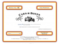 Cars-and-Boxes : Index
