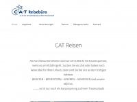 CAT-Reisebüro ... es ist nur ein Katzensprung zu Ihrem Traumurlaub!