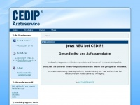 cedip-aerzteservice.at