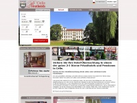 EMPFOHLENE PRIVAT-HOTELS IN CELLE, PENSIONEN UND APARTMENTS