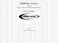 Cityboerse international Börse Broker News Kurse Citi boerse Citiboerse Cityboerse City Boerse AROPA