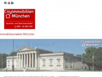 Immobilienmakler München Gewerbe- und Wohnimmobilien