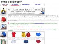 Tom's Classic-Sport, www.Adidastom.de, Das Badehosenmuseum, Das Glanzshortsmuseum