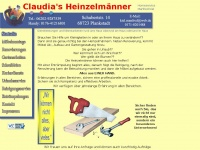 claudias-heinzelmaenner.de