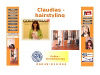 claudias-hairstyling.de