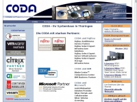 CODA GmbH Erfurt