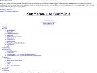 Surfmühle - Die Surfschule und Segelschule an der Müritz - Katamaran- und Surfmühle