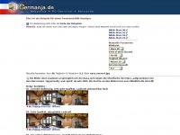 Germanja - Webworks, Photoretusche, Computerservice, Grafikbearbeitung