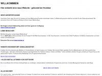 Hoststar - Top Hosting Services zum sensationellen Preis - Webspeicher und mySQL Hosting mit vielen Vorteilen