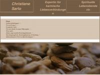 Home - Christiane Sarlo - Spirituelle Lebensberatung auf hohem Niveau - Fachexpertin für karmische Liebesverbindungen