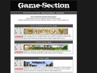 game-section.de