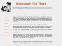 netzwerk-fuer-tiere.de Thumbnail