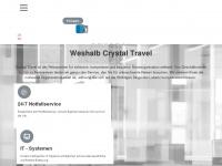 Travel, Geschäftsreisen buchen, Flugtickets buchen, Flugtickets günstig - Crystal Travel AG
