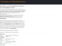 Heizkosten und Hypothekenrechner