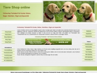 tiere-shop-online.de Thumbnail