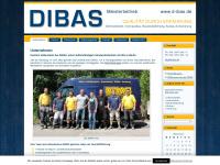 DIBAS - Dämmarbeiten, Innenausbau, Bautentrocknung, Ausbau, Sanierung