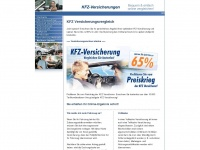 KFZ Versicherung - Vergleichen Sie Ihre KFZ Versicherung und sparen Sie so bis zu 60% im Jahr!