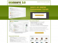 siteboard.de
