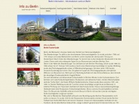Berlin Information - Informationen rund um Berlin