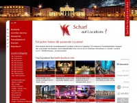 Berlin Locations: Catering, Eventlocations, Location, Hochzeit, Hochzeitslocations