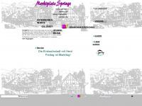 Willkommen in Springe am Deister - Marktplatz