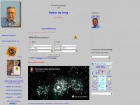 Homepage von Heiner de Jong in Hameln !