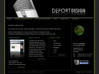 DEFORTDESIGN - Homepagebetreuung / Homepagegestaltung (Bassum, Twistringen, Syke, Sulingen, Harpstedt) - Webdesign, Webseitengestaltung
