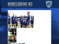 Babelsberg03.de - BABELSBERG 03 - FUSSBALL UNPLUGGED