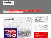 DIE LINKE. Kreisverband Eichsfeld: Aktuell