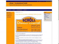 Diesel Kundendienst Eberhard Schoell