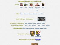 Dieter's und Uschi's Homepage