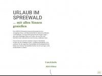 Urlaub im Spreewald: Unterkünfte, Kahnfahrten, Paddeltouren